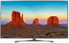 """Smart televízor LG 65UK6750PLD (2018) / 65"""" (164 cm) + Magický diaľkový ovládač LG AN-MR18BA"""