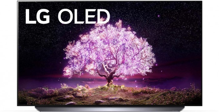 "Smart televízor LG OLED55C11 (2021) / 55"" (139 cm)"