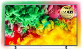 "Smart televízor Philips 43PUS6703 (2018) / 43"" (108 cm)"