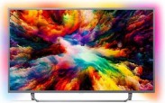 "Smart televízor Philips 50PUS7303 (2018) / 50"" (127 cm)"