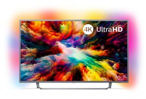 "Smart televízor Philips 55PUS7303 (2018) / 55"" (139 cm)"