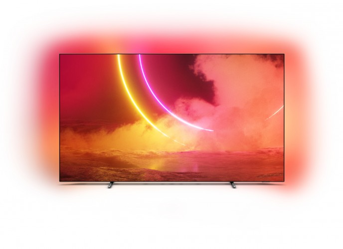 "Smart televízor Philips 65OLED805 (2020) / 65"" (164 cm)"
