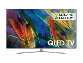 Smart televízor Samsung QE49Q7F (2017) VADA VZHĽADU, ODRENINY