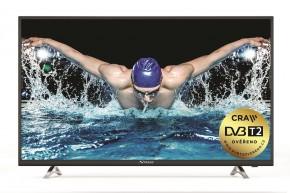 "Smart televízor Strong SRT55UA6203 (2018) / 55"" (139 cm)"