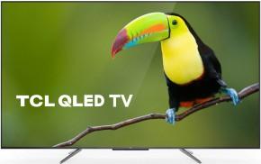 """Smart televízor TCL 50C715 (2020) / 50"""" (126 cm) POUŽITÉ, NEOPOTR"""