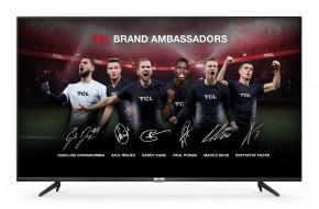 "Smart televízor TCL 55P615 (2020) / 55"" (139 cm)"