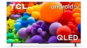 "Smart televízor TCL 65C725 (2021) / 65"" (164 cm)"