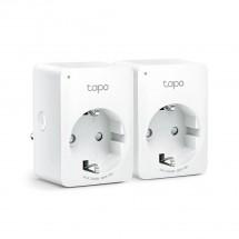 SMART zásuvka TP-Link Tapo P100, 2-pack, 10A