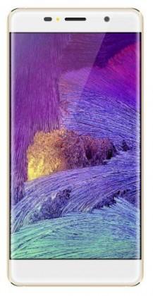 Smartphone Accent NEON, zlatý