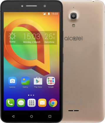 Smartphone Alcatel A2 XL 8050D Metallic Gold