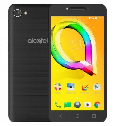 Smartphone Alcatel A5 LED 5085D Metallic Black