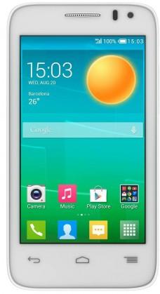 Smartphone ALCATEL ONETOUCH 4035D POP D3 Full White
