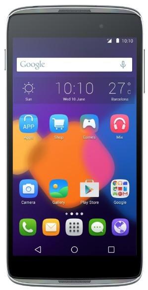 Smartphone ALCATEL ONETOUCH 6039Y IDOL 3 (4.7) Dark Grey ROZBALENÉ
