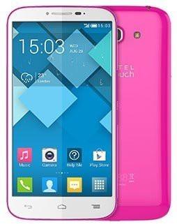 Smartphone ALCATEL ONETOUCH 7041D POP C7 Hot Pink