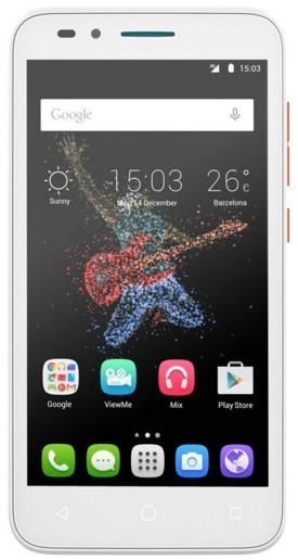 Smartphone ALCATEL ONETOUCH 7048X GO PLAY Orange/White