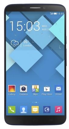 Smartphone ALCATEL ONETOUCH 8020D HERO Bluish Black