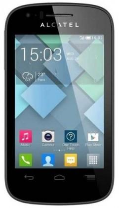 Smartphone  ALCATEL ONETOUCH POP C1 (4015D) Black