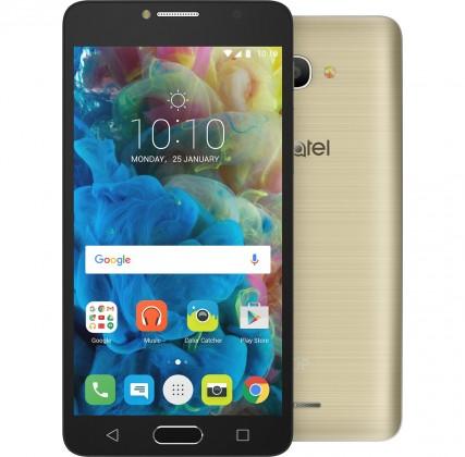 Smartphone Alcatel POP 4S 5095K, zlatá