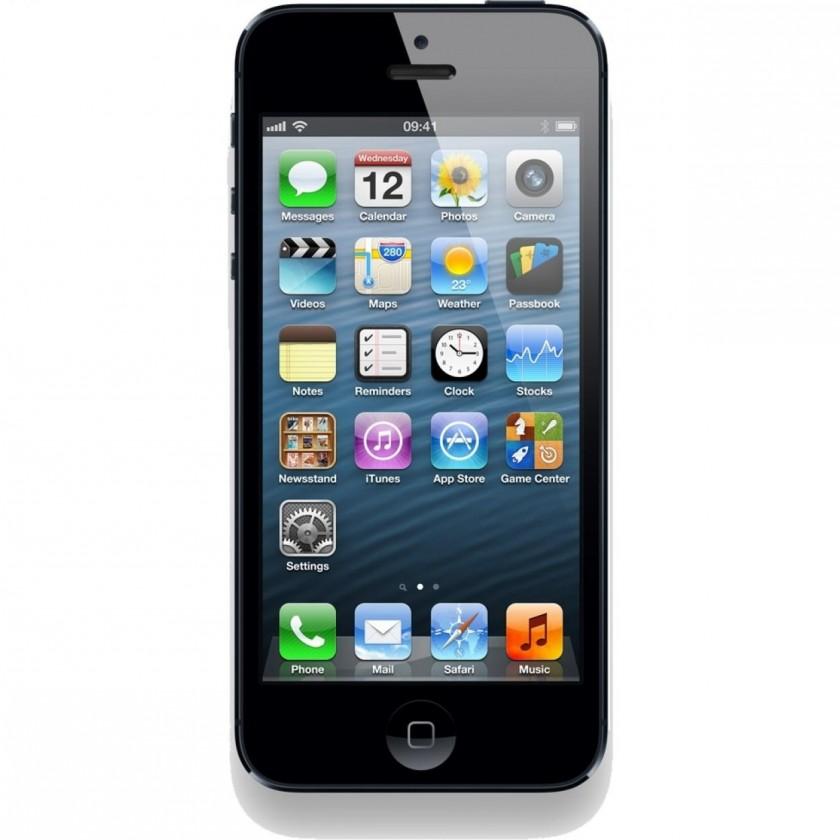 Smartphone  Apple iPhone 5 32GB černý
