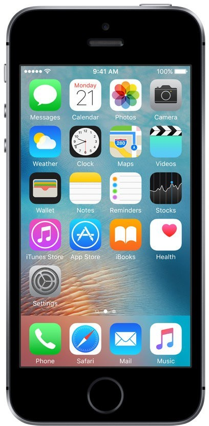 Smartphone Apple iPhone SE 32GB Space Grey