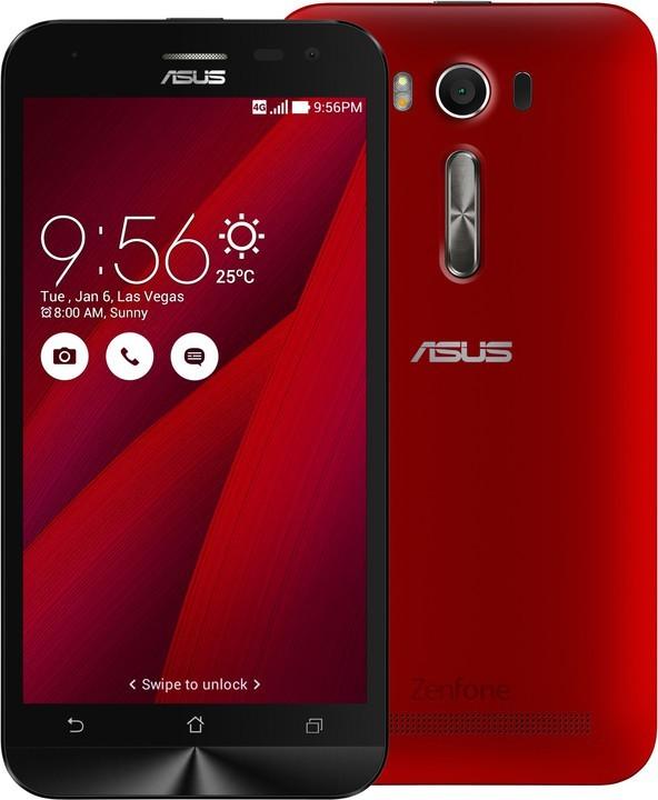 Smartphone Asus ZenFone 2 Laser ZE500KL 32GB Red