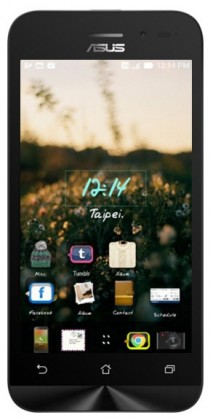 Smartphone Asus ZenFone Go ZB452KG Black
