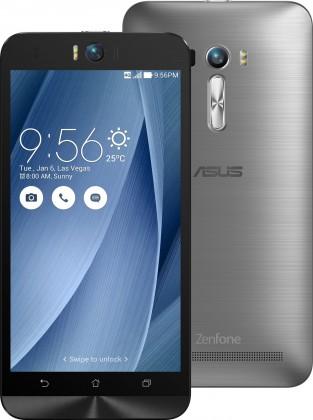 Smartphone Asus ZenFone Selfie ZD551KL, strieborný