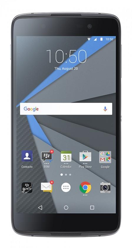 Smartphone BlackBerry DTEK50 (Neon), Carbon Grey PRD-62981-004