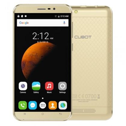 Smartphone Cubot Dinosaur 16GB zlatá