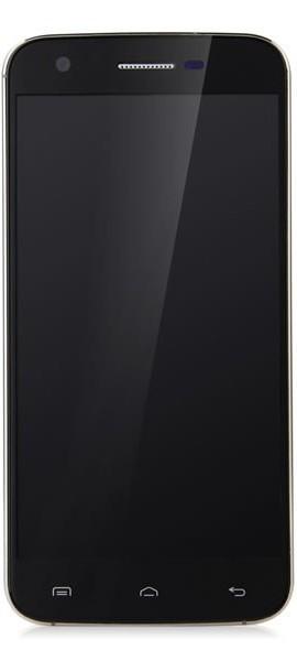 Smartphone DOOGEE F3, čierna