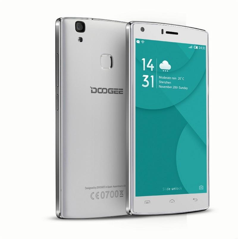 Smartphone DOOGEE X5 Max, biela