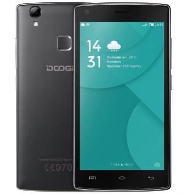 Smartphone DOOGEE X5 Max, čierna