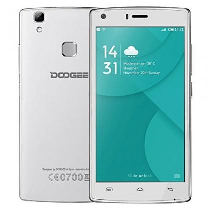 Smartphone DOOGEE X5 Max Pro, biela