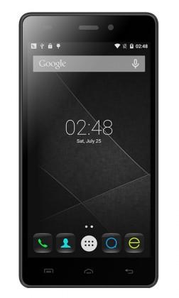 Smartphone DOOGEE X5S, čierna