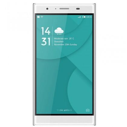 Smartphone DOOGEE Y300, biela