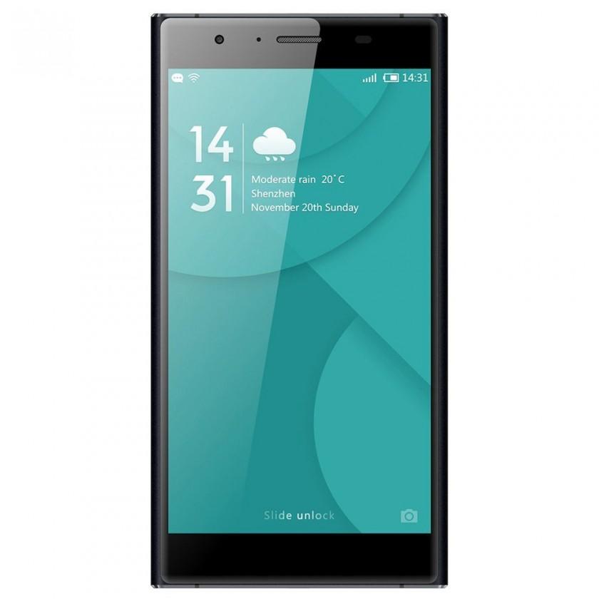 Smartphone DOOGEE Y300, čierna FDD-LTE, WCDMA 32GB