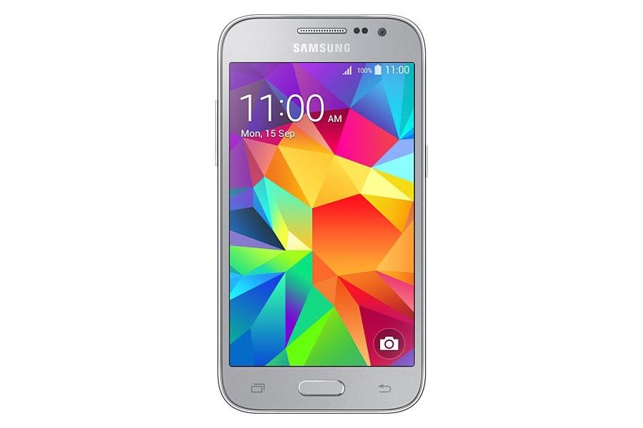 Smartphone GALAXY Core Prime (strieborná, 8 GB)