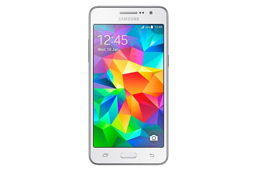Smartphone GALAXY GRAND Prime (biela, 8 GB)