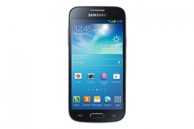 Smartphone Galaxy S4 mini (8 GB, black edition, LTE cat 4)