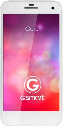 Smartphone Gigabyte GSmart GURU G1 White