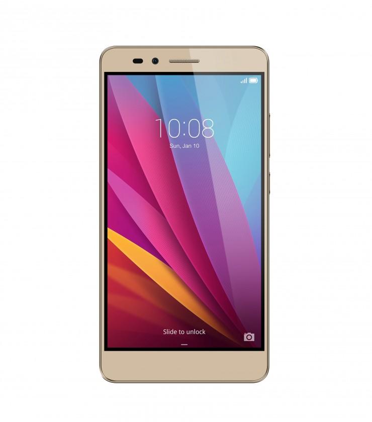 Smartphone Honor 5X Dual SIM 2GB/16GB Gold