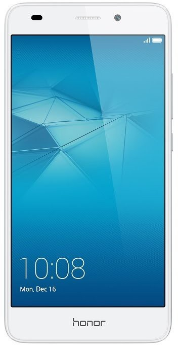 Smartphone Honor 7 Lite (5C) Dual SIM, strieborna
