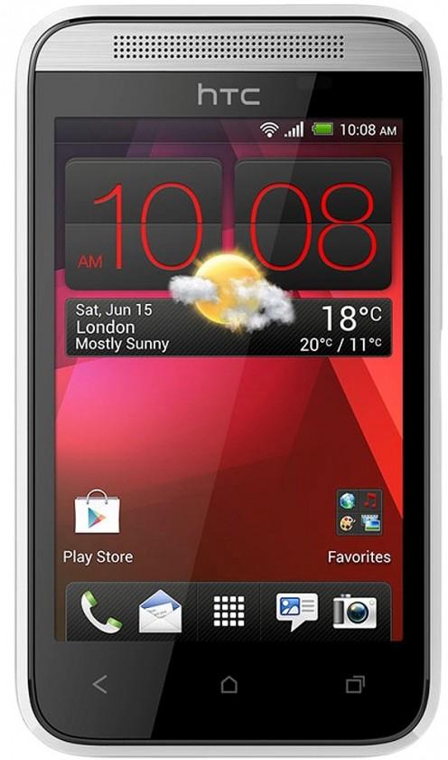 Smartphone  HTC Desire 200 (G2) White