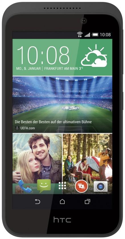 Smartphone HTC Desire 320 (V01) Gloss White
