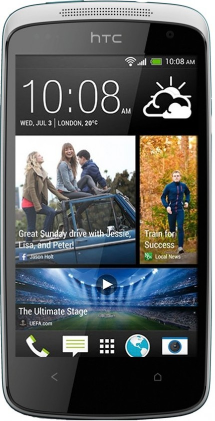Smartphone  HTC Desire 500 (Z4) Silver