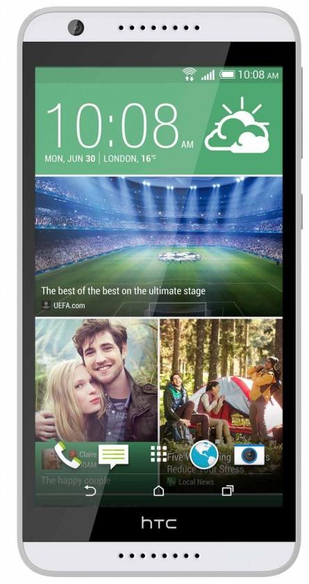 Smartphone HTC Desire 820 SS (A51) White Grey