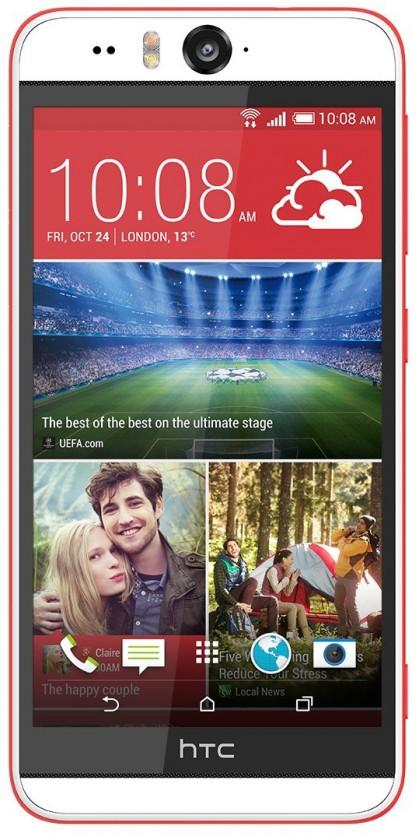 Smartphone HTC Desire EYE (E1) 16GB, White-Red