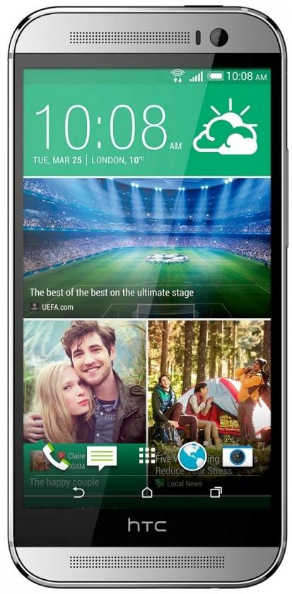 Smartphone HTC One M8 Silver