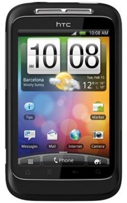 Smartphone  HTC Wildfire S Black