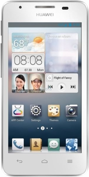Smartphone  HUAWEI Ascend G510 White